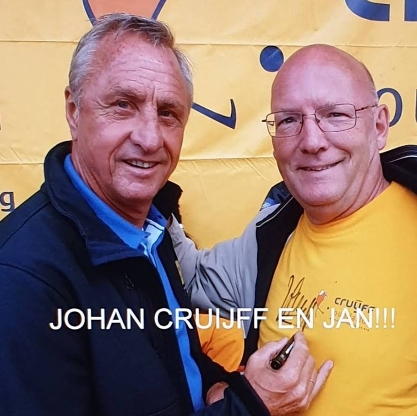 Jan Papenburg en Johab Cruijff